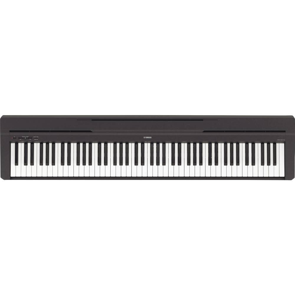 Electric piano yamaha p 45b black incl psu from for Yamaha p 45b