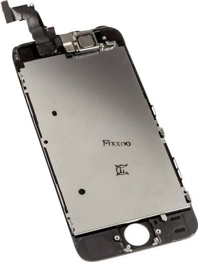 fixxoo iphone 5s display reparatur set schwarz. Black Bedroom Furniture Sets. Home Design Ideas