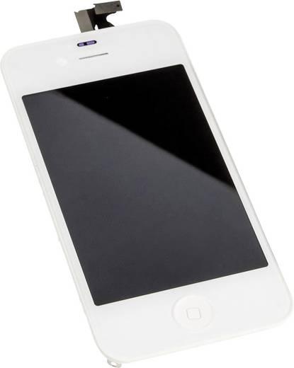 fixxoo iphone 4s display reparatur set wei kaufen. Black Bedroom Furniture Sets. Home Design Ideas