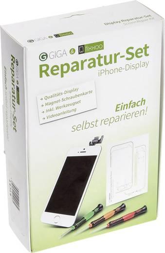 fixxoo iphone 5 display reparatur set wei kaufen. Black Bedroom Furniture Sets. Home Design Ideas