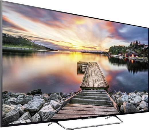 sony bravia kdl65w855c led tv 164 cm 65 zoll eek a dvb t2. Black Bedroom Furniture Sets. Home Design Ideas