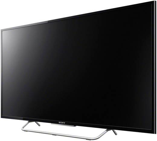 sony bravia kdl48w705c led fernseher mit smart tv. Black Bedroom Furniture Sets. Home Design Ideas