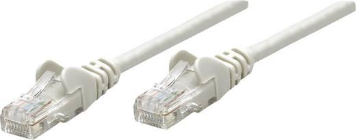 RJ45 Netzwerk Anschlusskabel CAT 5e U/UTP 2 m Grau Intellinet