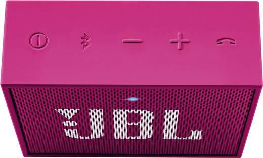 Bluetooth® Lautsprecher JBL Harman Go Freisprechfunktion Pink