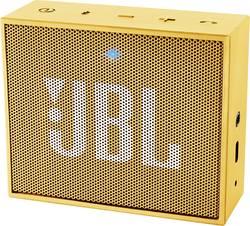 Bluetooth reproduktor JBL GO žltá