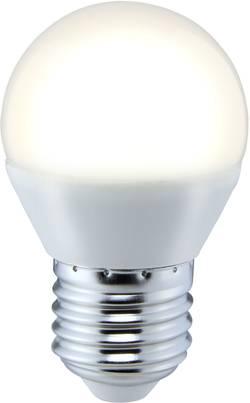 LED žárovka Sygonix 9283c103 230 V, E27, 5 W = 35 W, teplá bílá, A+, kapkovitý tvar, 1 ks
