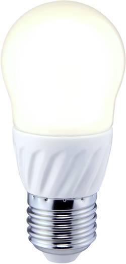LED žárovka Sygonix 9283c89a 230 V, E27, 3.5 W = 25 W, teplá bílá, A+, kapkovitý tvar, 1 ks