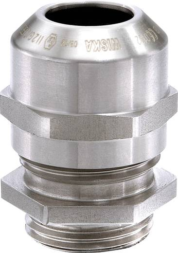 Wiska ESSKE 63 Kabelverschraubung ATEX M63 Edelstahl Edelstahl 1 St.