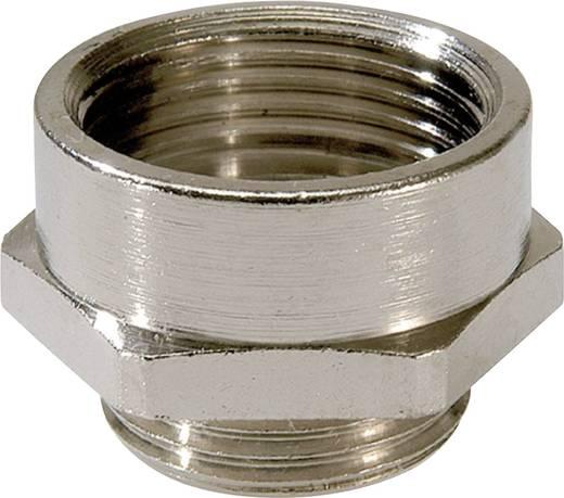 Kabelverschraubung Adapter PG21 M25 Messing Messing Wiska AMPM 21/25 100 St.