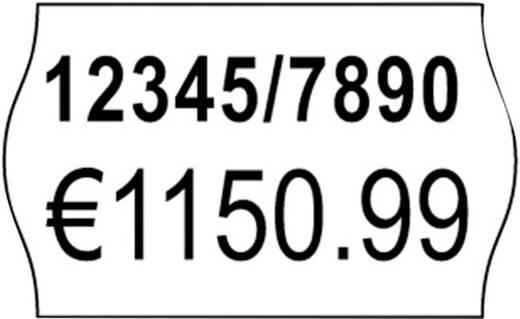 Avery-Zweckform Preisauszeichnungsgerät PL2/18 Anzahl Druckzeilen: 2 Schwarz
