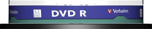 M-DISC DVD Rohling 4.7 GB Verbatim 43824 10 St. Spindel Bedruckbar