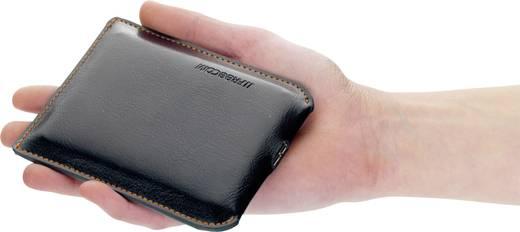 Freecom Mobile Drive XXS Leather Externe Festplatte 6.35 cm (2.5 Zoll) 2 TB Schwarz USB 3.0
