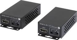 HDMI™, infraport extender (prodloužení) přes síťový kabel RJ45 70 m, N/A