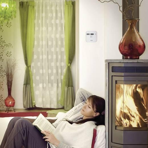 gasmelder abus cowm300 batteriebetrieben detektiert kohlenmonoxid. Black Bedroom Furniture Sets. Home Design Ideas