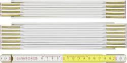 Skládací metr 3 m BMI 984914300WG 984914300WG, bukové dřevo