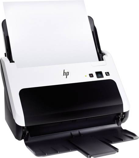 HP Scanjet Professional 3000 S2 Duplex-Dokumentenscanner A4 600 x 600 dpi 20 Seiten/min, 40 Bilder/min USB