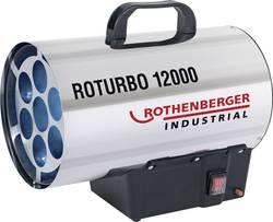Horkovzdušná plynová turbína Rothenberger ROTURBO 12000, 40 W