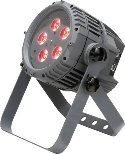 Faretto PAR LED ADJ WIFLY QA5 IP Numero di LED: 5 x 5 W Grigio