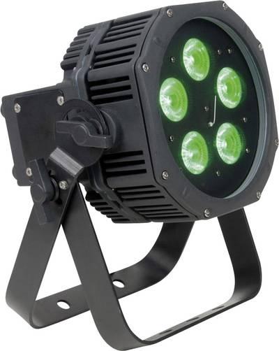 Faretto PAR LED ADJ WIFLY EXR HEX5 IP Numero di LED: 5 x 10 W Nero