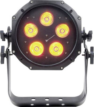 Faretto PAR LED ADJ WIFLY EXR QA5 IP Numero di LED: 5 x 5 W Nero