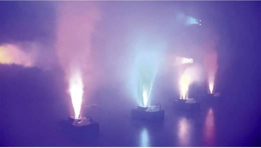 Nebelmaschine ADJ FOG FURY JETT mit Lichteffekt, inkl. Kabelfernbedienung, inkl. Funkfernbedienung