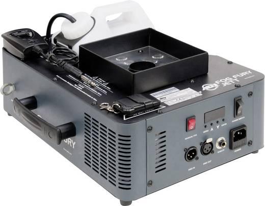 ADJ FOG FURY JETT Nebelmaschine mit Lichteffekt, inkl. Kabelfernbedienung, inkl. Funkfernbedienung