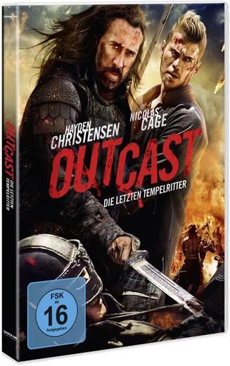 DVD Outcast Die letzten Tempelritter FSK: 16