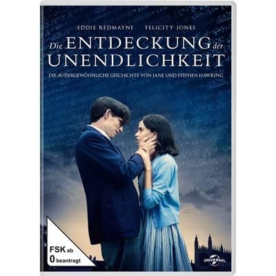 DVD Die Entdeckung der Unendlichkeit FSK: 0 Preisvergleich
