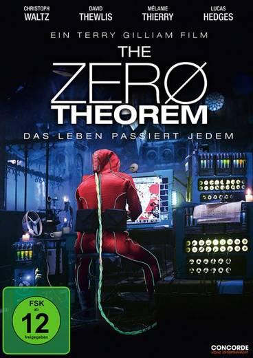 DVD The Zero Theorem FSK: 12