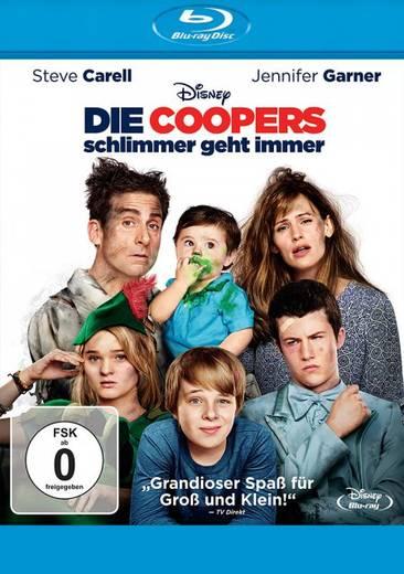 blu-ray Die Coopers Schlimmer geht immer FSK: 0