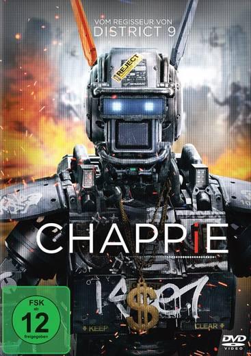 DVD Chappie FSK: 12