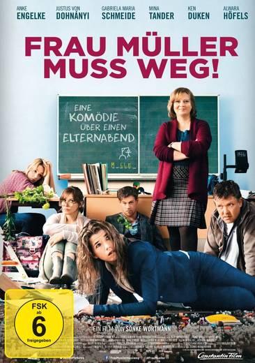 DVD Frau Müller muss weg FSK: 6
