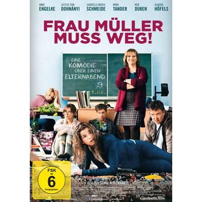 DVD Frau Müller muss weg FSK: 6 Preisvergleich