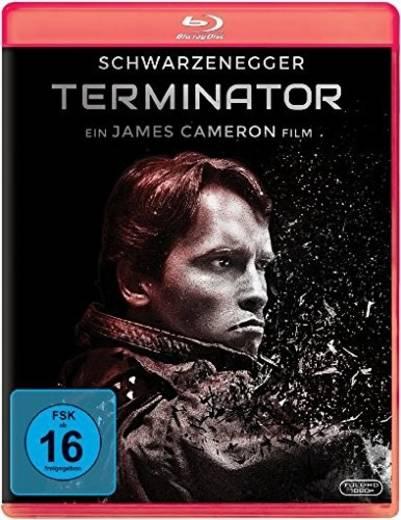 blu-ray Terminator FSK: 16