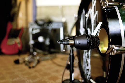Instrumenten-Mikrofon Shure PGA52-XLR Übertragungsart:Kabelgebunden inkl. Kabel, Metallgehäuse
