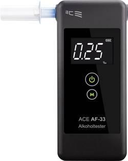 Image of ACE AF-33 Alkoholtester Dunkel-Grau 0.00 bis 5.00 ‰ inkl. Display
