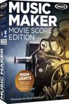 Magix Music Maker Movie Score Edition Vollversi...