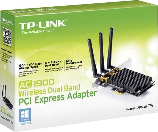 WLAN Steckkarte PCIe 1.9 Gbit/s TP-LINK Archer T9E