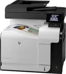 hp laserjet pro 500 color mfp m570dn farblaser multifunktionsdrucker a4 drucker scanner. Black Bedroom Furniture Sets. Home Design Ideas