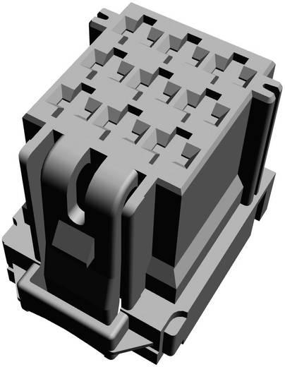 TE Connectivity Buchsengehäuse-Kabel MCP Polzahl Gesamt 9 6-968971-1 1 St.