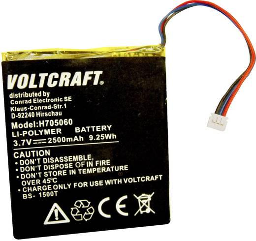 VOLTCRAFT BS-1500T Endoskop-Grundgerät VOLTCRAFT BS-1500T Video-Funktion, Bild-Funktion, TV-Ausgang, SD-Karten Slot, D