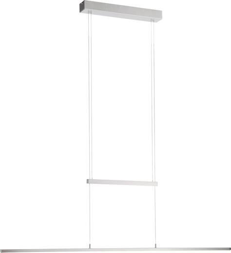 LED-Pendelleuchte 20 W Warm-Weiß Paul Neuhaus Inigo 2208-55 Stahl
