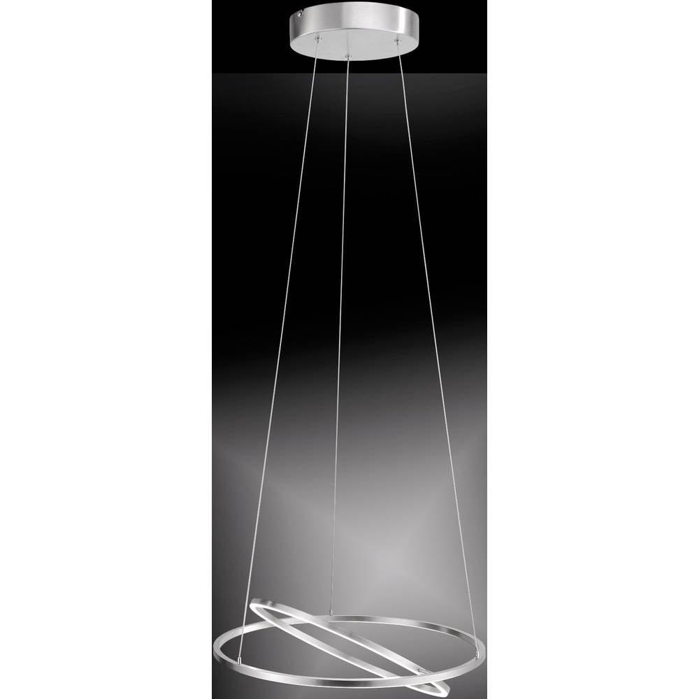 led pendant light 30 w warm white paul neuhaus inigo from conrad electronic uk. Black Bedroom Furniture Sets. Home Design Ideas