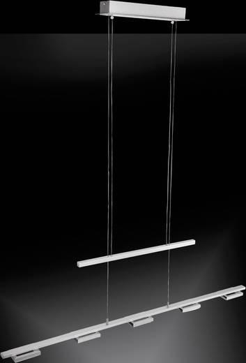 led pendelleuchte 25 w warm wei paul neuhaus inigo 2446 55 stahl. Black Bedroom Furniture Sets. Home Design Ideas