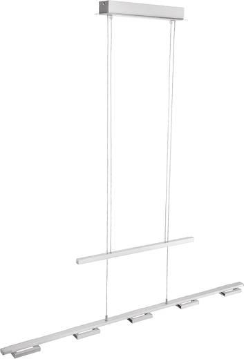 LED-Pendelleuchte 25 W Warm-Weiß Paul Neuhaus Inigo 2446-55 Stahl