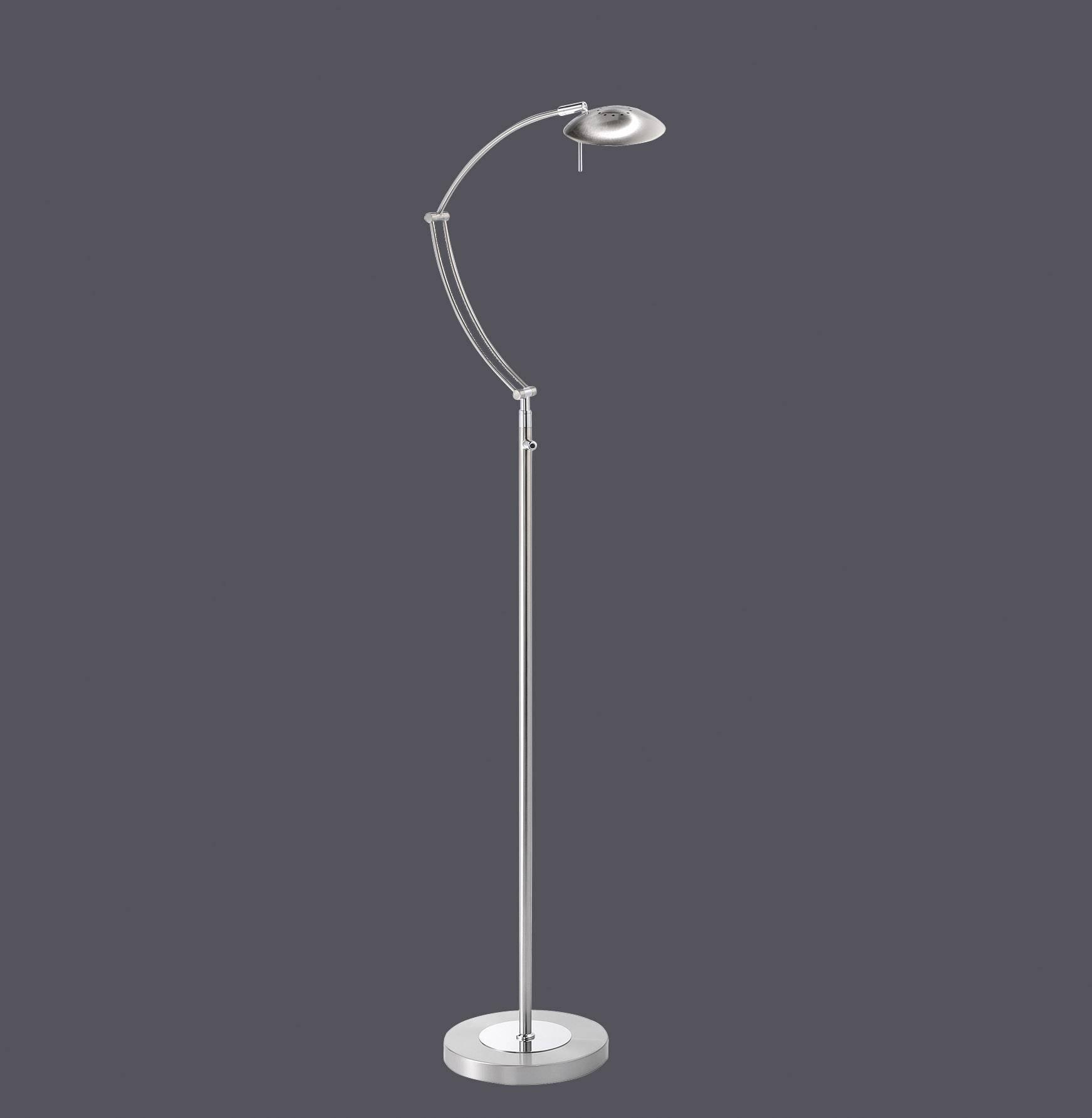 Free W Warmwei Paul Neuhaus Luxor Stahl With Stehlampe Led