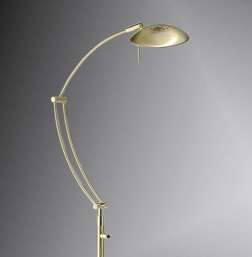 led stehlampe 8 w warm wei paul neuhaus luxor 289 60 messing matt kaufen. Black Bedroom Furniture Sets. Home Design Ideas