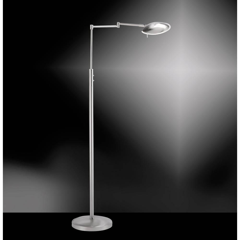 paul neuhaus stand tischleuchte led stehlampe eilis 361 55 stahl led fest eingebaut im conrad. Black Bedroom Furniture Sets. Home Design Ideas