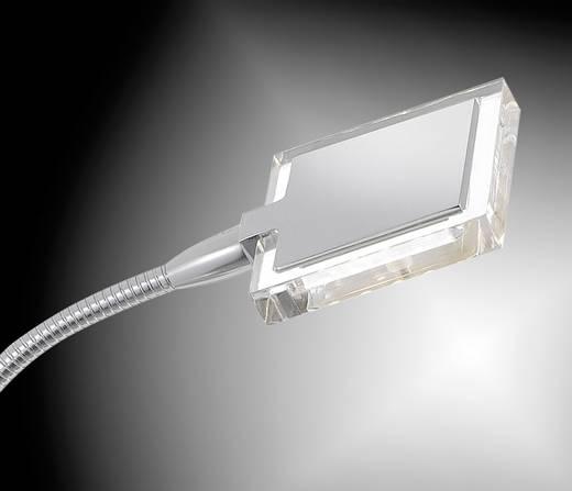 LED-Tischlampe 4 W Warm-Weiß Paul Neuhaus Daan 4431-17 Chrom