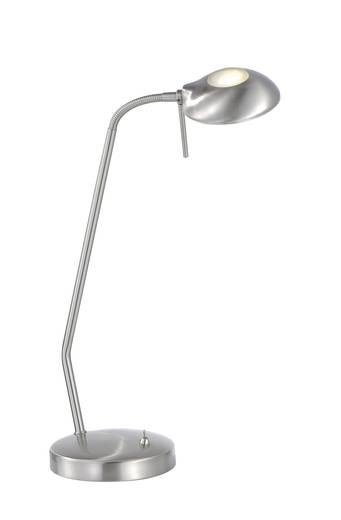 LED-Tischlampe 6.1 W Warm-Weiß Paul Neuhaus Tucana 4652-55 Stahl